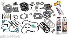 Pack  moteur culasse cylindre piston Aprilia RX 50 2t LC (DERBI D50B1 ) 2007 et+