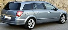 2004-2014 Opel Astra H Break Fenêtre Cadre Bord Housse Chrome ACIER INOXYDABLE