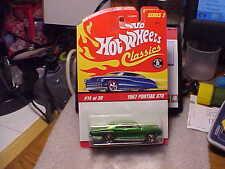 Hot Wheels Classics Series 2 1967 Pontiac GTO Lime Green