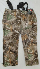 Under Armour 2xl Storm Camo Hunting Overalls Bibs Pants Realtree Edge 1316736