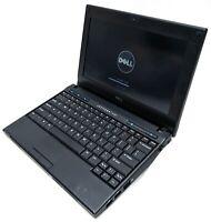 """Dell Latitude 2100 10.1"""" Laptop Notebook Intel Atom N270 1.6GHz 2GB RAM 80GB HDD"""