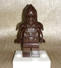 Genuine LEGO Star Wars Chief Tarfful Wookie Prototype Minifigure RARE
