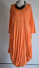 FAB SARAH SANTOS  cotton parachute dress  size XXL/XXXL TANGERINE