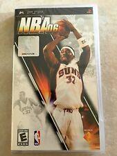 NBA Live 06 (Sony PSP, 2005) PSP NEW
