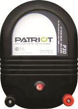 Patriot P30 65 Mile Fence Charger Dual Purpose