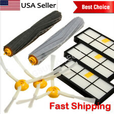 For iRobot Roomba Filters 800 & 900 Series Part Kit 880 890 980 Vacuum Brush