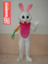 Easter Bunny Mascot Costume - Rabbit Suit - High Quality Materials Peppa Bunnie