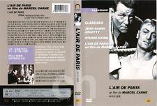L'Air De Paris , Air of Paris (1954) - Jean Gabin, Arletty  DVD NEW