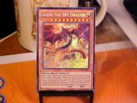 YUGIOH Slifer the Sky Dragon MVP1-ENS57 Secret Rare 1st