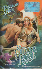 Silver Rose Penelope Neri Zebra Historical romance good condition paperback