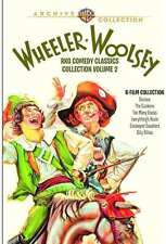 Bert Wheeler & ROBERT Woolsey RKO Comedia CLASSICS Colección V.2 DVD (1930-1936)