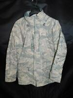 Air Force Tiger Stripe M Parka All Purpose Environmental Camouflage APECS M Reg