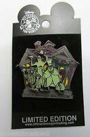 Disney Pin 25082 DLR Happy Haunted Mansion Halloween Passholder  Ghost Pin