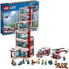 LEGO® City: 60204 Krankenhaus & 0.-€ Versand & NEU & OVP !