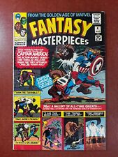 Fantasy Masterpieces #4   1966   Kirby