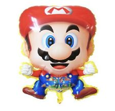 "24"" Super Mario Brothers Foil Balloon Birthday Party Decoration Cartoon"