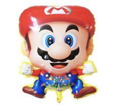 """24"""" Super Mario Brothers Foil Balloon festa di compleanno decorazione Cartoon"""