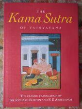 THE KAMA SUTRA OF VATSYAYANA.,Richard & F. F. Arbuthnot (trans). Burton