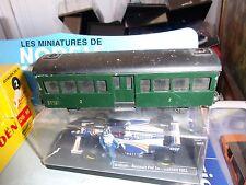 PMP # 562, voiture banlieue à 2 essieux type B 6f 2 Cl. SNCF HO METAL