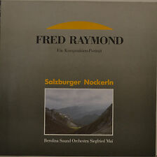 "FRED RAYMOND - SALZBURGER NOCKERLN 12"" LP (S896)"