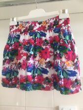 Sass Women's Floral Skort Size 8