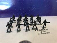 Micro Machines Star Wars Tie Bomber Pilots Lot Of 20