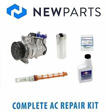 Audi A4 2005-2006 NEW AC A/C Repair Kit with OEM Compressor & Clutch