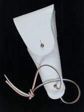 US white leather COLT 1911 Holster MP  / Militärpolizei Colt 45er Leder Holster