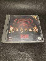 Diablo For Windows 95 VINTAGE PC CD-ROM Blizzard in Jewel Case