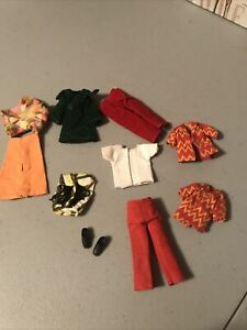1970 vintage topper dawn doll boy clothes 👕👞👕👞