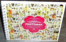 FANTOMAS Suspended Animation CD 2005 Spiral-Bound Calendar Deluxe Ed MIKE PATTON