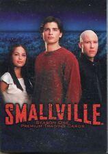 Inkworks Smallville Season 1 Complete 90 Card Base Set
