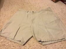 Caribbean Mens Shorts Size 42 Kahaki