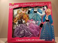Barbie-Fashion Avenue- Starlight Splender Gift Set-Special Edition-1997 by Barb