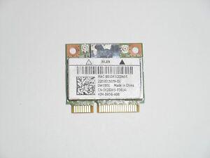 DELL Wireless WLAN WiFi 802.11 b/g/n Bluetooth MINI-PCI Express CHA01 K2GW5