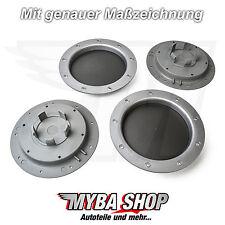 4x Nabenkappen Nabendeckel 147 mm / 58 mm Felgendeckel Universal VW AUDI Neu