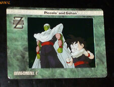 DRAGON BALL Z GT DBZ FILM COLLECTION CARDDASS CARD REG CARTE 52 NM CARDZ ARTBOX