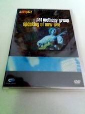 "PAT METHENY GROUP ""SPEAKING OF NOW LIVE"" DVD COMO NUEVO"