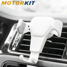Gravity Car Air Vent Mount Keeper Holder Stand Fits iPhone Mobile Cell Phone GPS