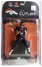 "Jay Cutler Denver Broncos Nfl American Football 6"" figura de acción McFarlane"