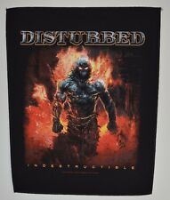 Disturbed-INDESTRUCTIBLE-Back Patch - 30 CM x 36,3 cm - 164603