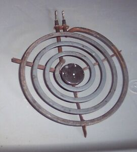 """Electric Range Stove Burner Surface Element Replacement 8"""" 4 Turn GUC"""