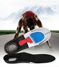 Men's Gel Orthotic Sport Running Insoles Insert Shoe Pad Arch Support Cushion CA