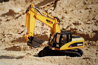 CML Scale Radio Control EXCAVATOR 2.4Ghz 15 Ch with Metal Bucket CY1550
