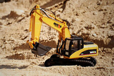 HUINA / CML Scale Radio Control EXCAVATOR 2.4Ghz 15 Ch with Metal Bucket CY1550