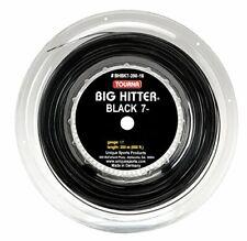 TOURNA Big Hitter Black 7 Ultimate Spin String, Black7 17g Reel