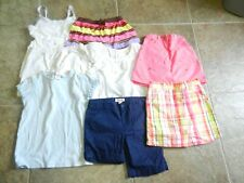 Lot of girls clothing size 7/8 Gymboree, Old Navy, Cherokee spring summer