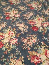 Rare Ralph Lauren Chadwick Floral King Duvet French Country Shabby Chic EUC