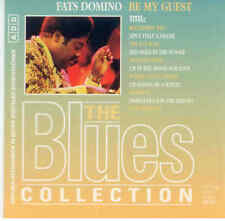 *** THE BLUES COLLECTION CD 15 *** FATS DOMINO – BE MY GUEST ***