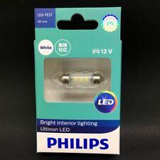 Genuine PHILIPS Ultinon LED FEST 38mm Interior White Light Bulb 12V x 1 #gtz